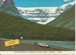CPM Canada Alberta Stutfield Glacier Colombia Icefield Jasper - Jasper
