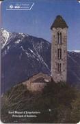 TARJETA TELEFONICA DE ANDORRA. (040) - Andorra