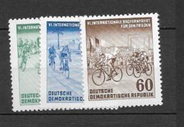 1953 MNH DDR - [6] République Démocratique