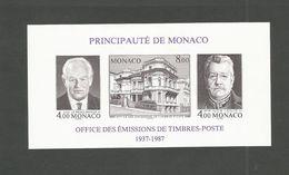 39  Cinquantenaire Assez Rare Non Dentelé  Luxe Sans Charniére     (clasvert) - Blocks & Sheetlets