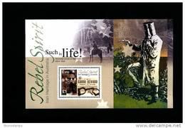 IRELAND/EIRE - 2001  REBEL SPIRIT MS MINT NH - Blocchi & Foglietti