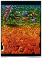 AUSTRALIA - 2005  CREATURES OF THE SLIME   MS  FINE USED - Blocchi & Foglietti