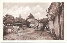CP 844  CPSM De Couffy (41) Le Vieux Château Et Ses Cours - Frankreich