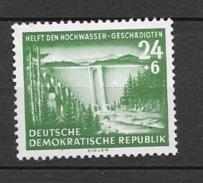 1954 MNH DDR - [6] République Démocratique