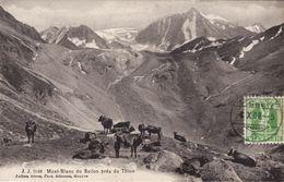 Mont-Blanc De Seilon Près De Thion - VS Valais