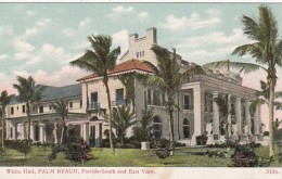 Florida Palm Beach Whitehall South and East View