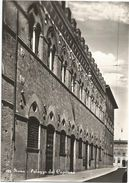 X1036 Siena - Palazzo Del Capitano O Piccolonimi / Non Viaggiata - Siena