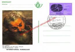 BK12 - Internationaal Rubensjaar - 1977 - P.P. Rubens De Bekering Van Sint Bavo - Entiers Postaux