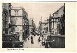 Malta 2 Postcards - Malta