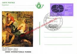 BK14 - Internationaal Rubensjaar - 1977 - P.P. Rubens De Verloren Zoon - Entiers Postaux