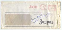 ZOPPAS (Conegliano Veneto-Treviso) - 1970 - Affrancatura Meccanica Rossa (EMA) - Machine Stamps (ATM)