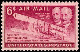 Estados Unidos Aereo 044 ** MNH. 1949 - Air Mail