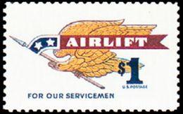 Estados Unidos Aereo 068 ** MNH. 1968 - Air Mail