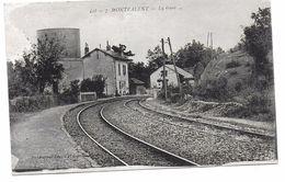 Montvalant - La Gare - France