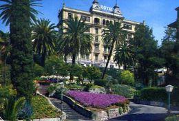 Bordighera - Imperia - Hotel Royal - 121 - Formato Grande Viaggiata – E 3 - Imperia