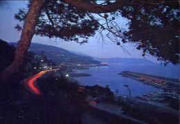 Bordighera - Imperia - Il Porto - Notturno - 258 - Formato Grande Viaggiata – E 3 - Imperia