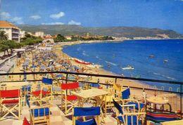 Diano Marina - Imperia - Spiaggia - 4552 -  Formato Grande Viaggiata – E 3 - Imperia