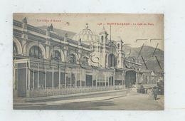 Monte-Carlo (Monaco) : GP Du Café De Paris Env 1910 (animé) PF. - Monte-Carlo