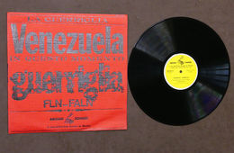 LP Disco 33 Giri Archivi Sonori - Venezuela Guerriglia - 1969 - Vinyl Records