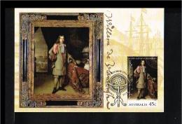1996 - Australia Max.Card Mi. 1610 - Expeditions - Discovery - Willem De Vlamingh [HZ064] - Maximumkaarten