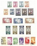 TURKEY, Yv 795/803, 823/29, 857/64, * MLH, F/VF, Cat. € 45 - Ungebraucht