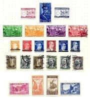 TURKEY, Yv 882/83, 900/03, 911A/F, 912/21, * MLH, F/VF, Cat. € 55 - Ungebraucht
