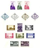 TURKEY, Yv 1195/1202, 1219/21, 1231/34, * MLH, F/VF, Cat. € 14 - 1921-... République