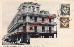 Lourenço Marques - Carlton Hotel - 1935 - Mozambique