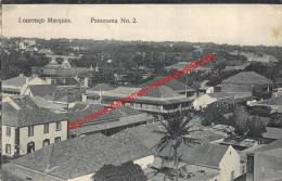 Lourenço Marques - Panorama - 1913 - Mozambique