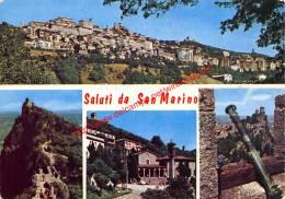 Saluti Da San Marino - Saint-Marin