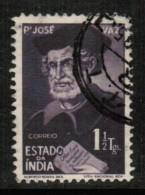 PORTUGESE INDIA  Scott # 477 VF USED - Portuguese India