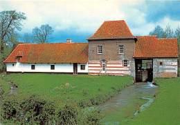 BEAURAINVILLE Le Moulin De La Crequoise Location De Salles Et Pechea La Truite Sur Demande(SCAN RECTO VERSO)MA0026 - Autres Communes
