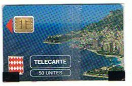 CARTE NEUVE SOUS BLISTER  MONACO OFFICE DES TELEPHONES 50 UNITES      ***  RARE   SAISIR *** - Monaco