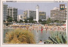 MARBELLA - PLAGE ET PROMENADE MARITIME - Málaga