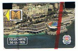 CARTE NEUVE SOUS BLISTER  MONACO MONTE CARLO 50 UNITES      ***  RARE   SAISIR *** - Monaco