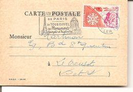 CPA Publicitaire - AGENCE DES TIMBRES - POSTE D'OUTRE- MER - Bagne & Bagnards