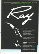 Publicité Pour Revendeur , RAY CHARLES, 2005 , 4 Pages , 3 Scans  , Frais Fr 1.75 E - Advertising