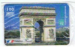 CARTE NEUVE SOUS BLISTER  INTERCALL COLLECTION FRANCE  ARC DE TRIOMPHE 100 UNITES      *** RARE  SAISIR *** - Frankrijk