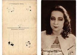 CPA Henriette De France Vingt Ans Apres FILM STAR (610010) - Acteurs
