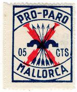 (I.B) Spain Civil War Cinderella : War Funds 5c (Mallorca) - Spain
