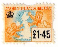 (I.B) Elizabeth II Revenue : National Insurance £1.45 - 1952-.... (Elizabeth II)