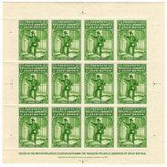 (I.B) Cinderella : 20th Philatelic Congress (London 1930) - 1902-1951 (Kings)