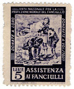 (I.B) Italy Cinderella : Children's War Charity 5L - Unclassified