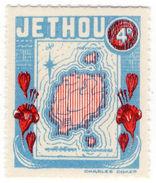 (I.B-JA) Cinderella Collection : Jethou Island 4d - 1952-.... (Elizabeth II)
