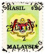 (I.B) Malaysia Revenue : General Duty $2 (small Format) - Unclassified