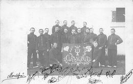 ¤¤  -   LE MANS   -  Carte-Photo Du 117e D'Infanterie -  Classe 1907   -  ¤¤- - Le Mans