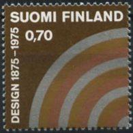FINLAND 1975 - Scott# 580 Industrial Art Set Of 1 MNH - Finlande