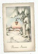 Cp , BONNE ANNEE , Illustrateur , écrite 1956 , Ed : Haerings - New Year