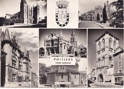 """POITIERS MULTIVUES  EDITION """"GABY' (dil336) - Poitiers"""