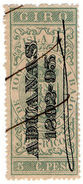 (I.B) Puerto Rico Revenue : Customs Duty 5c - United States